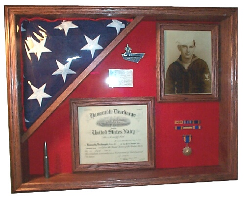U S Military Flag Shadow Boxes Shadow Boxes Guitar